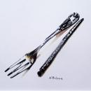 Fork-and-Pick-Nancy-McLean-Watercolours