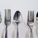 Spoons-and-Forks-Nancy-McLean-Watercolours