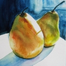 Nancy-McLean-Watercolours-A-Great-Pair