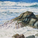 -Nancy-McLean-High-Tide-Pillar-Rock-Beach-12.5x8-inWC