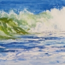 Making-A-Splash- Nancy- McLean -Watercolours