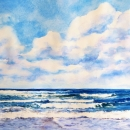 Nancy-McLean-Watercolours-Inverness-Wave-Rhythms-19.5-x-13.5