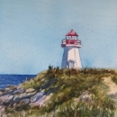 Lighthouse Gabarus -Nancy McLean.JPG
