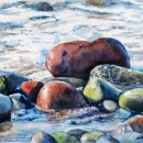Nancy-McLean-Watercolours-Heart-on-Shore