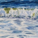 Nancy-McLean-Watercolours-Splashing-to-Shore