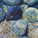 nancy_mclean_a_rock_in_a_stream